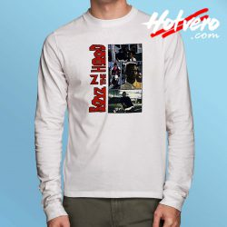 Boyz N The Hood Movie Scenes Long Sleeve T Shirt