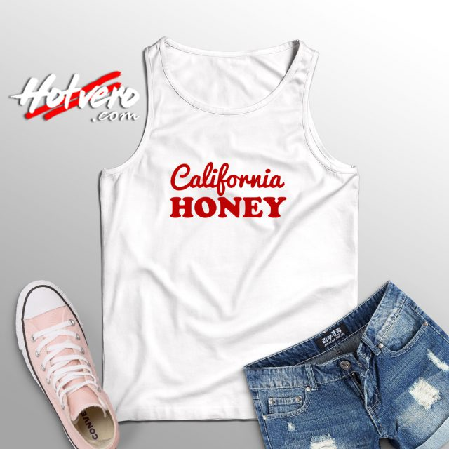 California Honey Cute Tank Top
