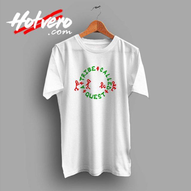 Cheap A Tribe Called Quest 90s Hip Hop T Shirt