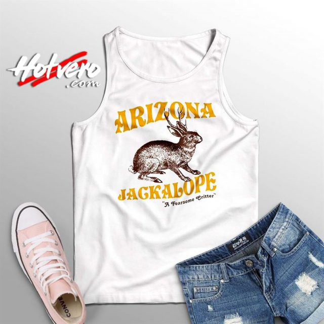 Cheap Arizona Jackalope Summer Tank Top