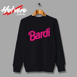 Cheap Bardi Cardi B Custom Sweatshirt