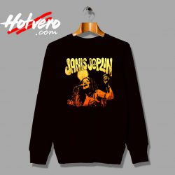 Cheap Janis Joplin Live Custom Sweatshirt