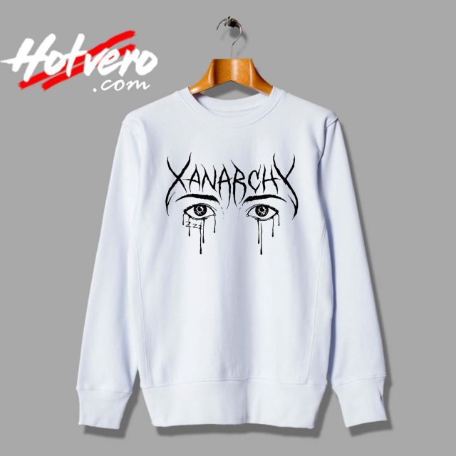 Cheap Lil Xan Xanarchy Custom Sweatshirt