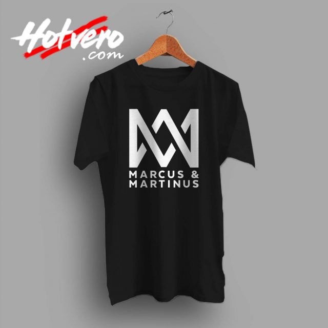 Cheap Marcus And Martinus Custom T Shirt