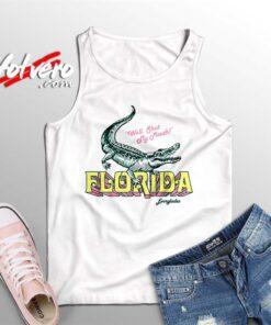 Cheap Sassy Florida Gator Summer Tank Top