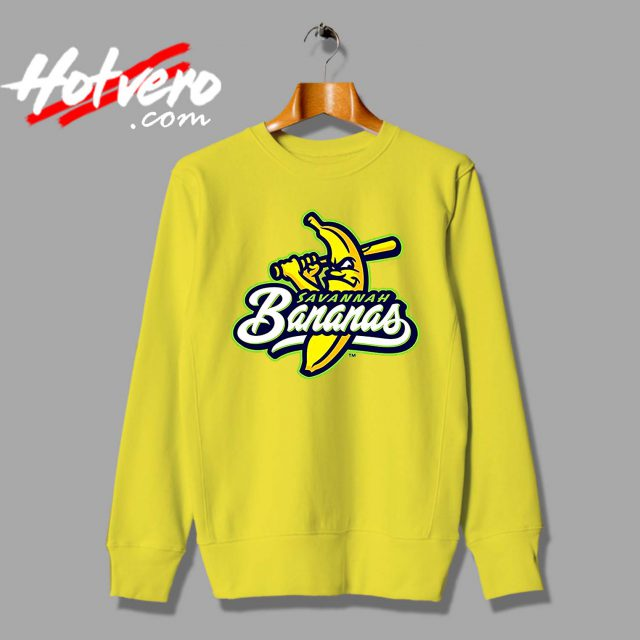 Cheap Savannah Bananas Custom Sweatshirt