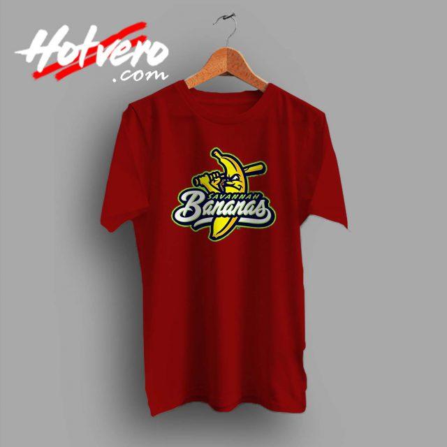 Cheap Savannah Bananas Custom T Shirt