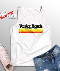 Classic Venice Beach California Summer Tank Top