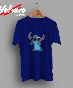 Cute Disney Lilo Stitch Sunglasses Custom T Shirt