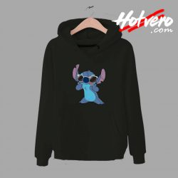 Cute Disney Lilo Stitch Sunglasses Unisex Hoodie