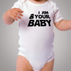 Darth Vader I Am Your Baby Baby Onesie