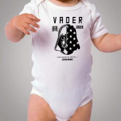 Darth Vader Star Wars Dark Side Baby Onesie