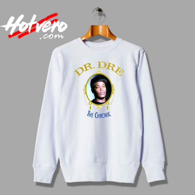 Dr Dre The Chronic Photoshoot Custom Sweatshirt