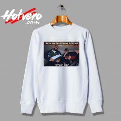 Drake X Bad Bunny Hip Hop Collabs Custom Sweatshirt