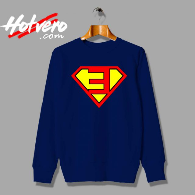 Eminem Superman Symbol Custom Sweatshirt