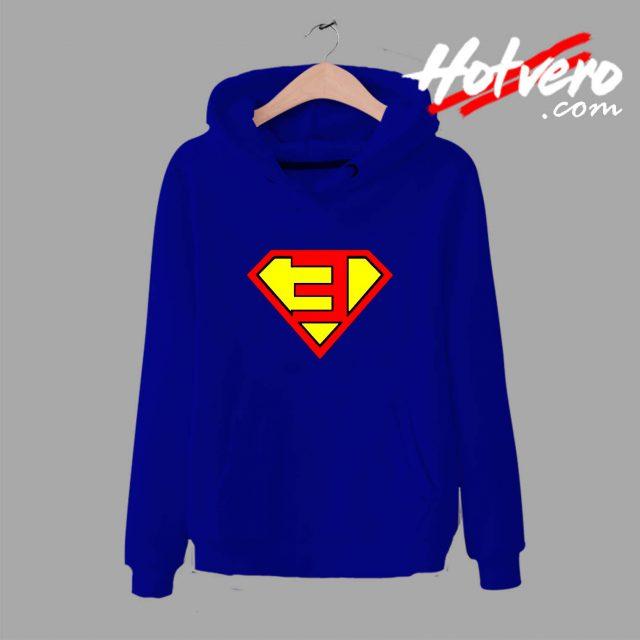 Eminem Superman Symbol Unisex Hoodie