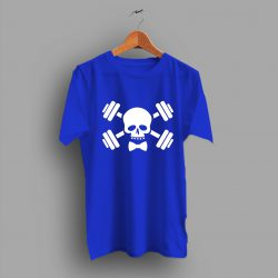 Functional Fitness Skull Barbell T Shirt