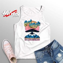 Get High The Rockies Summer Tank Top