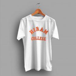 Hiram 1970s Vintage College T Shirt