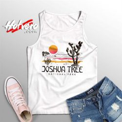 Joshua Tree National Park Summer Tank Top