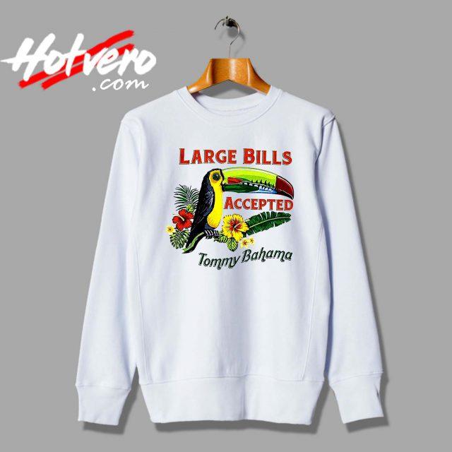 Large Bills Tommy Bahama Custom Sweatshirt