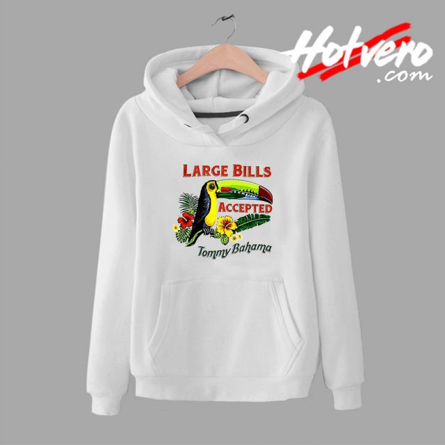 Large Bills Tommy Bahama Unisex Hoodie