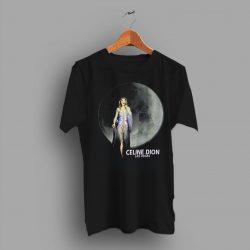 Las Vegas A New Day Vintage Celine Dion T Shirt