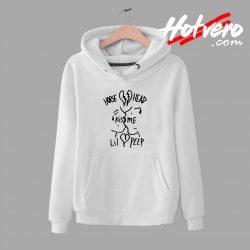 Lil Peep Hellboy Kiss Me Unisex Hoodie