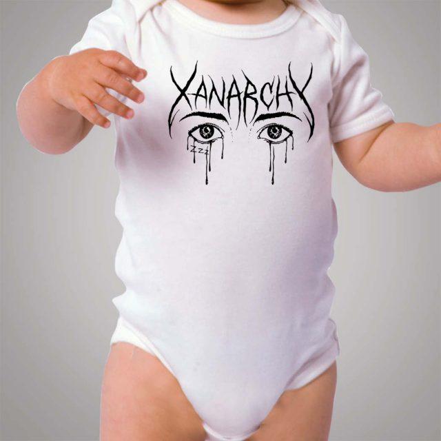 Lil Xan Xanarchy Baby Onesie