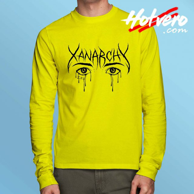 Lil Xan Xanarchy Long Sleeve T Shirt