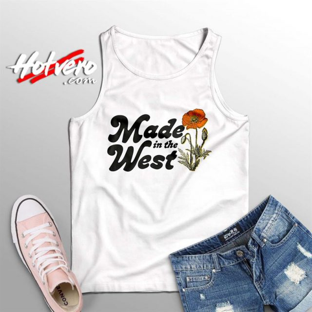 Made In The West Summer Tank Top