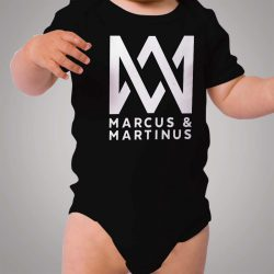 Marcus And Martinus Baby Onesie