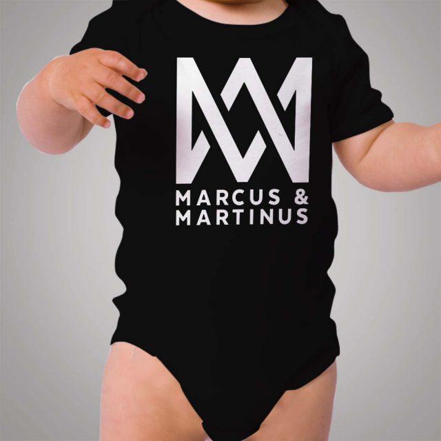 Marcus And Martinus Baby Onesie