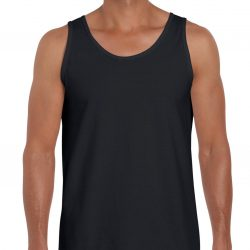 Mens Tank Top Size Chart