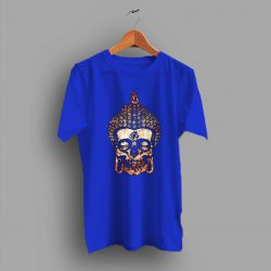 Romantic Great Idea Budha Skull T Shirt