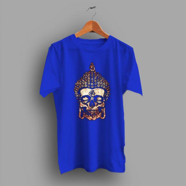 Romantic Great Idea Budha Skull T Shirt