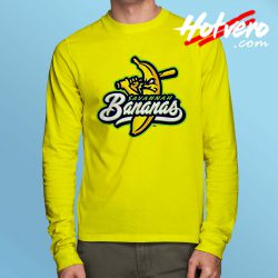 Savannah Bananas Long Sleeve T Shirt