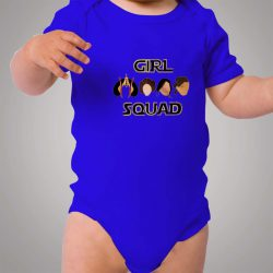 Star Wars Girl Squad Baby Onesie