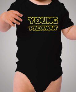 Star Wars Young Padawan Baby Onesie
