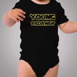 Star Wars Young Padawan Baby Onesie