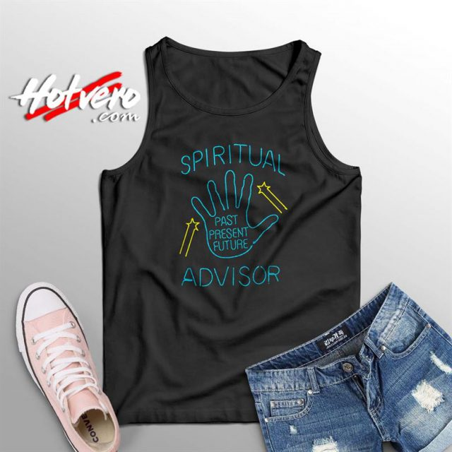 Tarot Spiritual Advisor Summer Tank Top
