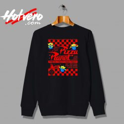 Toy Story Pizza Planet Custom Sweatshirt