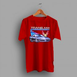 Trans Am Firebird Iron On Threadbare Vintage 1970s Pontiac T Shirt