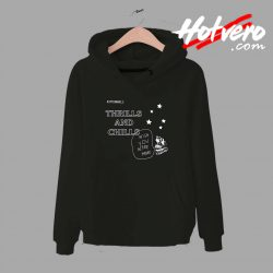 Travis Scott Astroworld Thrills And Chills Unisex Hoodie