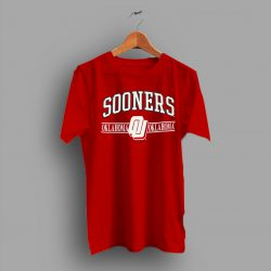 University Of Vintage Oklahoma Sooners T Shirt
