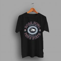 University Retro Of Penn State Nittany Lion Rose Bowl College T Shirt