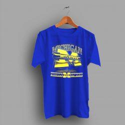 Univesity Of Michigan College Concept T Shirt