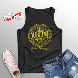 Vintage Sublime Long Beach Cali Summer Tank Top