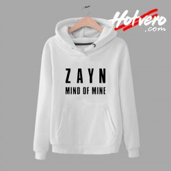 Zayn Malik Mind Of Mine Unisex Hoodie