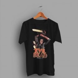 About Merchandise 1990s Evil Dead Vintage Movie T Shirt